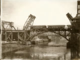 Metropolitan elevated railroad bridge