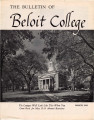 The Bulletin of Beloit College